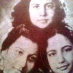 Meena Kumari With Her Sister