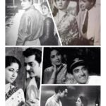 Meena Kumari With Various Bollywood Actors