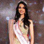 Meenakshi Chaudhary (Miss India Haryana 2018)