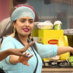 Mumtaj in the house of Bigg Boss Tamil 2