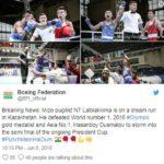 N.T. Lalbiakkim Winning Moments