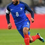 Nabil Fekir playing for France