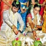 Nani marriage photo