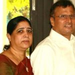 Nara Rohit parents
