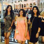 Natasha Suri With Her Sisters