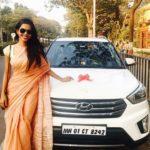 Natasha Suri's Car
