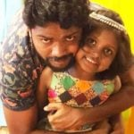 Pa Ranjith With Daughter