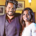 Pa Ranjith With Wife