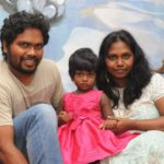 Pa. Ranjith With Family