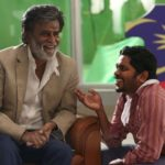 Pa. Ranjith With Rajinikanth
