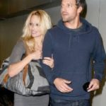 Pamela Anderson and Jon Rose