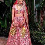Payal Kadakia Wearing Sabyasachi On Her Wedding Day