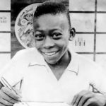 Pele in his childhood