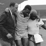 Pele injured in 1966 World Cup