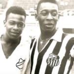 Pele with his brother