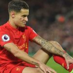 Philippe Coutinho's arm tattoo