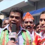 Ponnambalam, Member Of BJP