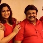 Prabhu With His Ex-wife Khushboo