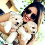 Priyanka Jawalkar loves dogs