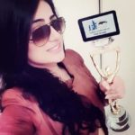Radhika Madan - Indian Television Academy Award