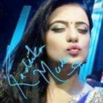 Radhika Madan signature
