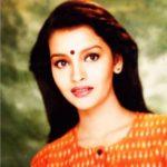 Renu Desai in younger days