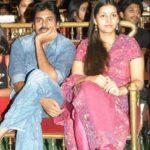 Renu Desai with her Ex-husband Pawan Kalyan