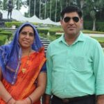 Rohit Choudhary's parents