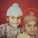 Sandeep Singh With His Elder Brother