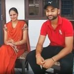 Sandeep Singh With His Wife