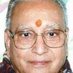 Sanjay Dalmia's Father Vishnu Hari Dalmia