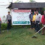 Sanjeev Srivastava Swachcha Bharat Mission