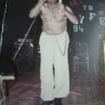 Sanjeev Srivastava performing on stage