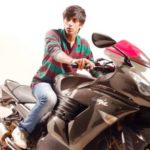 Shariq Hassan Is A Bike Lover