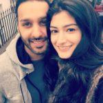 Shreiyah Sabharwal With Boyfriend Anirudh