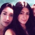 Shreiyah Sabharwal With Her Sister Tanya