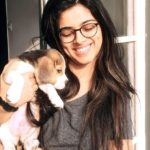 Siddhi Idnani loves dogs
