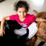 Sonakshi Save loves dogs