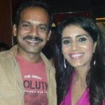 Sonali Kulkarni with brother Sandesh Kulkarni Sandesh Kulkarni