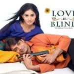 Sonali Kulkarni's first Gujarati movie Love Is Blind