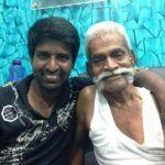 Soori With His Father