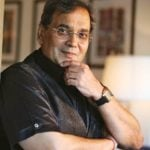 Subhash Ghai Age, Wife, Children, Family, Biography & More