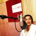 Suhasini As A Singer