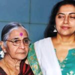 Suhasini With Her Mother