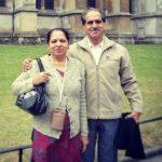 Sumit Suri's parents