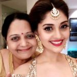 Surbhi Puranik with her mother