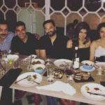 Tanya Deol & Bobby Deol with Akshay Kumar & Twinkle Khanna
