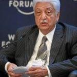 Tariq Premji's father Azim Premji