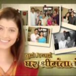 Tejaswini debuted in Tuza Ni Maza Ghar Shrimantacha TV show