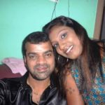 Thadi Balaji With Nithya